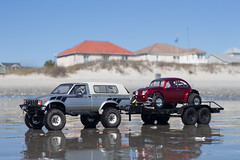 _MG_5794 (KJHillbery) Tags: tamiya sand scorcher rc4wd toyota hilux 4x4 rccrawler scaler beach baja bug rc scale