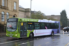 First Halifax 69306 YJ09FWA (Will Swain) Tags: burnley 7th october 2017 bus buses transport travel uk britain vehicle vehicles county country england english lancashire lancs north west first halifax 69306 yj09fwa