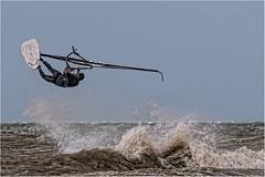 Windsurfing 2017. DSC_7973 (leonhucorne) Tags: wind windsurfing mer du nord merdunord surf jump saut sport nautique nikon d500