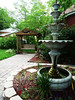 BNA_Monells_04 (chiang_benjamin) Tags: nashville monells soulfood lunch meal garden fountain tennessee