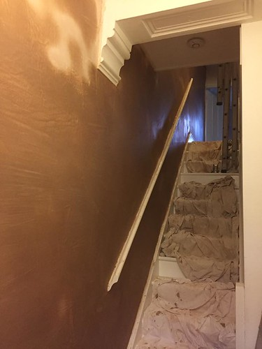 plastercore.co.uk Hallway & Stairs After