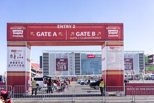 San Francisco 49ers / Levi's Stadium (Santa Clara, CA)