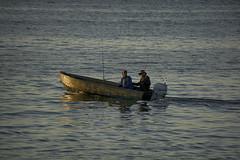 last cast of the day (ucumari photography) Tags: ucumariphotography naples florida january 2018 boat water fishing sunset dsc6591