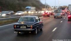 Volvo 164 automatic 1970 (XBXG) Tags: ah2583 volvo 164 automatic 1970 volvo164 bva bleu blue automatique lpg gpl a9 amstelveen nederland holland netherlands paysbas vintage old classic swedish car auto automobile voiture ancienne suédoise sverige sweden zweden vehicle outdoor