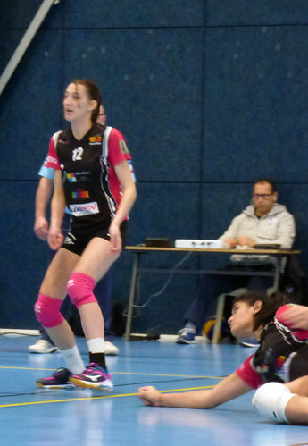VNVB Rixheim Ligue 2 F volleyball féminin france