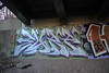Eurp (NJphotograffer) Tags: graffiti graff new jersey nj bridge eurp void ldz crew