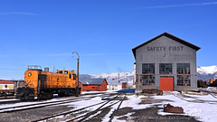 Genuine Ely (GRNDMND) Tags: trains railroads nevadanorthernrailway locomotive alco rs2 whitepinecounty eastely ely nevada