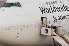 N578UP 5X B747BCF 34L YSSY-4213 (A u s s i e P o m m) Tags: mascot newsouthwales australia au ups 5x boeing b747bcf b747 queenoftheskies syd yssy sydneyairport