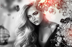 💛 Quiero amanecer contigo... forever... 💛 (ΛyE ღ I'м α vιѕιoɴΛЯT) Tags: digitalart digitalpainting digitalportrait digitalfantasy painting artworks portraits beauty illustrations artportrait ritratto retrato portrature dreamy vision magical emotionalart emotional 💛 amanecer ♥♥