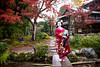 Mameryu - Maiko in Kyoto 17 (JUNEAU BISCUITS) Tags: maiko geisha kyoto gion japan portrait portraiture nikon nikond810 japanese hawaiiphotographer temple garden