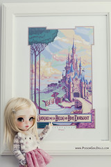 Togepi and her fav castle ♥ (-Poison Girl-) Tags: togepi disneyland disneylandparis paris disney castle sleeping beauty sleepingbeauty park poisongirlsdolls poisongirldolls poison girl doll dolls obitsu body white 27cm sbhs blonde hair wig jpopdolls monique eyes eyechips green realistic handmade handpainted repaint repainted paint eyelashes eyebrows eyeshadow freckles pecas nose carving carved mouth lips cute sweet natural makeup faceup kawaii japan collector junplanning jun planning groove grooveinc