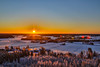 10 AM (Arttu Uusitalo) Tags: 10 am finland winter january southern ostrobothnia sunrise morning jalasjärvi landscape clear sky sun canon eos 5d mkiv field