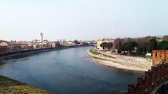 Verona (risotto al caviale) Tags: fortress verona castelvecchio castelvecio