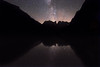 Lago di Landro (luigig75) Tags: milky way dolomiti lago lake mountains 70d efs1022mmf3545usm