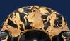 Greek vase 019_02 Thiase dionysiaque, satyres et ménades 4b - BNF de Ridder 576 (petrus.agricola) Tags: greek vase painting gods homer bnf collection