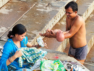By love ...par amour...Varanasi