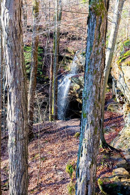Hoosier National Forest - Hemlock Cliffs - Feb. 26, 2018