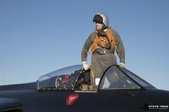Hawker Hunter XG194 FGA.9 (Steve Tron) Tags: coldwar hawkerhunter