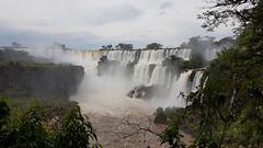 Visual de las Cataratas desde Argentina (Lina Mosquera de la Hoz) Tags: iguazu argentina brasil cataratas waterfall rio panoramica maravilla naturaleza nature