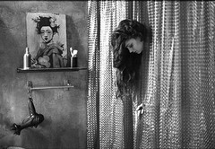 untitled by Fabio Sabatini - .  instagram   tumblr  .  Olympus OM2n + Zuiko 50mm f1.2 + Ilford Delta 3200 black and white film