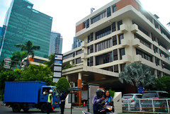 Setiabudi Dua (That's not the way Debbigail depicted (using album) Tags: jakarta building gedung architecture arsitektur office kantor
