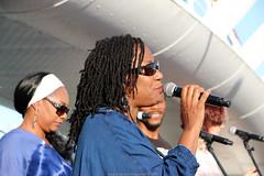 Jam Session (Rick & Bart) Tags: florida bahamas cruise cruiseship travel rickvink rickbart canon eos70d pool royalcaribbean theglamorouslifelatincruise enchantmentoftheseas music lynnmaybre