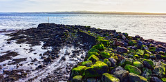 Old Culross Harbour 10 February 2018 00024.jpg (JamesPDeans.co.uk) Tags: stone forthemanwhohaseverything landscape gb greatbritain northsea culross firthofforth pier sea coast unitedkingdom ruins fife scotland britain geology shore wwwjamespdeanscouk history printsforsale europe landscapeforwalls jamespdeansphotography uk digitaldownloadsforlicence