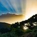 Sunrise in Parga
