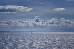 Ein Diamant (danielrudolf.pics) Tags: mv mecklenburgvorpommern ostsee segelboot segelschiff himmel wolken