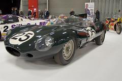 _DSC5567 (John McCulloch Fast Cars) Tags: green jaguar d type longnose