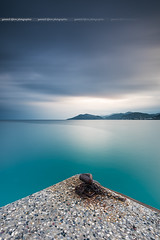 Long Exposure around the Bay of Cannes (Yannick Lefevre) Tags: france alpesmaritimes paca provence cotedazur frenchriviera cannes mandelieulanapoule pier esterel bay longexposure seascape landscape afternoon nikon d810 nikkor1635mmf4 gitzo tripod kase kasefilters nd64 wolverineseries 12gndsoft 09gndsoft polarizercircular sea sky clouds perspective weather storm