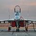 В бригаді тактичної авіації повітряного командування «Центр» Повітряних Сил ЗС України відбулись командирські польоти