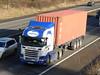 KU64DDV (47604) Tags: scani ku64ddv 2272 maritime logistics m42 lorry truck hgv artic container