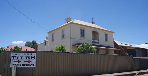 former Presbytereian manse, Goulburn, NSW, Australia