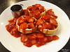 Strawberry Waffle (Zelle Manzano) Tags: strawberry waffle dessert food dinner tasty delicious yummy syrup southerncoffee bigc klong4 pathumthani thailand