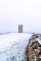 Broadway Blizzard (jactoll) Tags: broadway worcestershire cotswolds broadwaytower folley winter blizzard snow freezing landscape sony a7ii sony2470mmf28gm appicoftheweek jactoll
