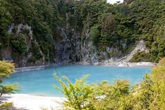 Waimangu Blue Lake Crater (grecophile_1) Tags: geothermal volcanic newzealand northisland
