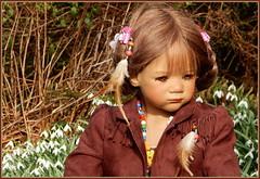 Milina ... (Kindergartenkinder) Tags: kindergartenkinder annette himstedt dolls milina
