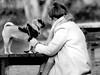 Love? (johnb/Derbys/UK) Tags: life lovely love pug pov mystyle myworld derbyshireuk mono elvastonparkderbyshireuk howitis