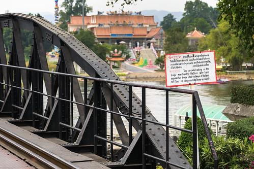 Khwae Yai - Kwai Bridge