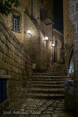 Jaffa la ciudad vieja, Tel Aviv-Yafo (Jose Antonio Abad) Tags: joséantonioabad paisajeurbano noche jaffa telaviv israel edadmedia arquitectura pública telavivdistrict il