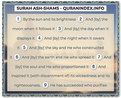 Browse, Read, Listen, Download and Share #Surah Ash-Shams [91] @ https://quranindex.info/surah/ash-shams #Quran #Islam (Quranindex.info) Tags: islam quran reciters surahs topics verses
