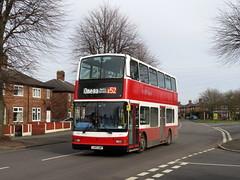 MP Travel LK03 GMF Warrington (transportofdelight) Tags: mptravel lk03gmf westy warrington