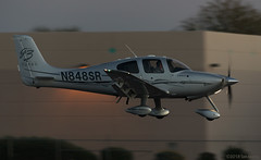 Cirrus SR-22 (Tom_Morris Photos) Tags: cirrus sr22 n848sr generationthree airplane ksdl sdl scottsdaleairport tommorrisphotos