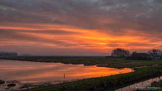 Good morning, just before sunrise