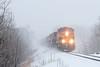 Snowy Southern Belle (shawn_christie1970) Tags: cp8807 cp575 kcs4614 paynesvillesub railroad train medina minnesota unitedstates us