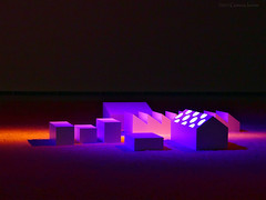 Liam Gillick. The Light is no Brighter at the Centre (GintarasJ) Tags: installation installationart instaliacija paroda exhibition contemporaryart šiuolaikinismenas šmc vilnius liamgillick capitalism postcapitalism cac lumix fz300