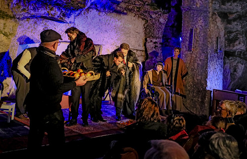 Openluchttheater Valkenburg Rondom Drie Koningen Kerst 17-18 kl Jos Göritzer 017
