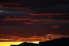 Sunset 1 10 18 #08 (Az Skies Photography) Tags: sun set sunset dusk twilight nightfall sky skyline skyscape cloud clouds red orange yellow gold golden salmon black january 10 2018 january102018 11018 1102018 canon eos 80d canoneos80d eos80d canon80d rio rico arizona az riorico rioricoaz arizonasky arizonaskyline arizonaskyscape arizonasunset