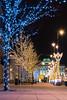 Krakowskie Przedmieście (PiotrTrojanowski) Tags: warsaw poland krakowskie przedmiescie street decoration light christmas xmas lamp night evening europe architecture beautiful illumination